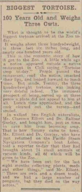 Derby Daily Telegraph - Friday 13 April 1928