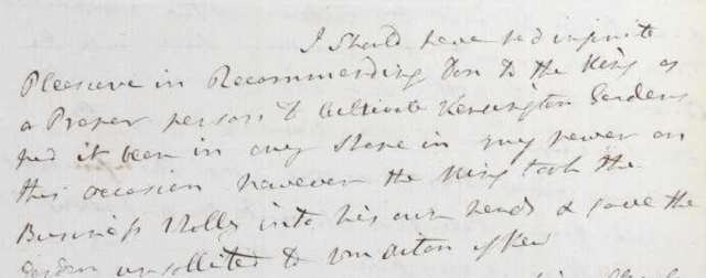 Letter from Banks to Smith 10th August 1804 http://linnean-online.org/61415/