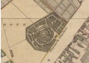 Edinburgh Boatnic Gardens, 1804 http://www.botaniccottage.org/botaniccottage.org/Photos.html#grid