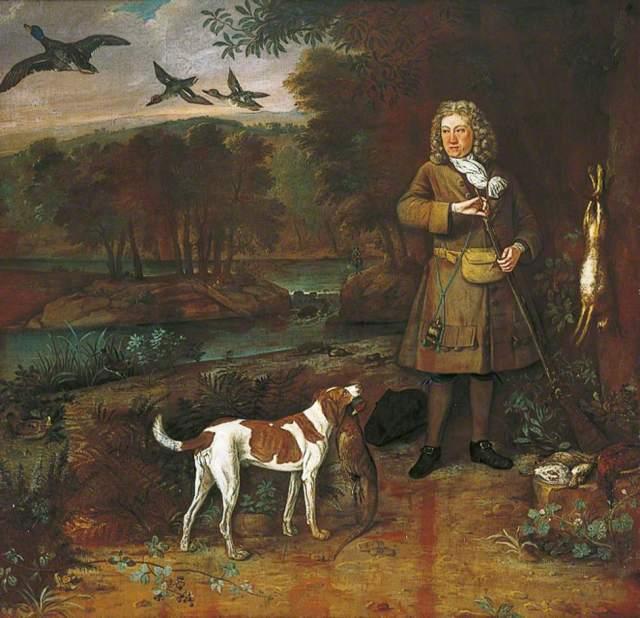 Knyff, Leonard; Arthur, 3rd Viscount Irwin (1666-1702); Leeds Museums and Galleries; http://www.artuk.org/artworks/arthur-3rd-viscount-irwin-16661702-38823